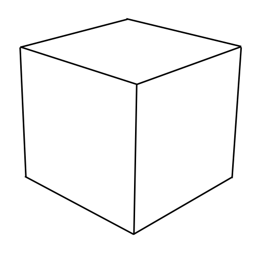 Cube Coloring Pages Ice Cube Coloring Page 14 Cube