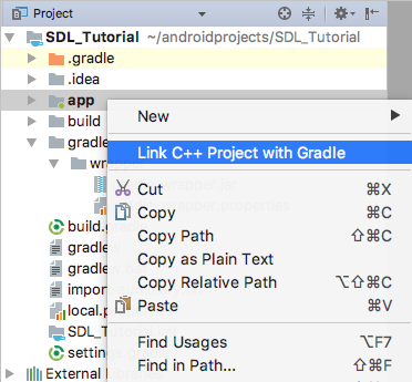 Lazy Foo' Productions - Setting up SDL 2 on Mac Android