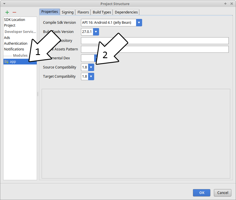 Lazy Foo Productions Setting Up Sdl 2 On Windows Android Studio 233