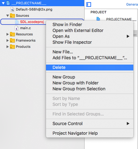 Lazy Foo Productions Setting Up Sdl 2 On Ios With Xcode 92
