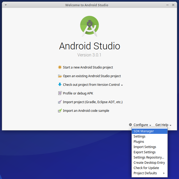 install gradle ubuntu apt-get