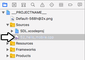 Lazy Foo' Productions - Setting up SDL 2 on iOS with XCode 9 2